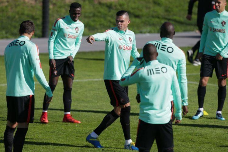 Portugal perde terceiro lugar do 'ranking' da FIFA para Bélgica