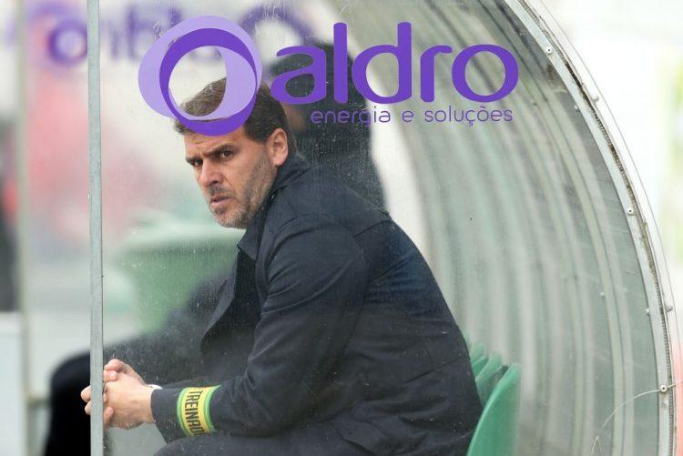 Treinador do Paços de Ferreira promete equipa guerreira para travar Sporting de Braga