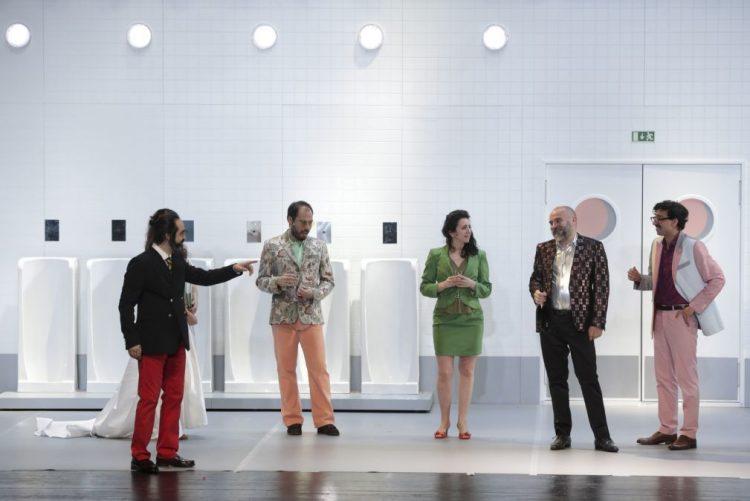 Companhia Ao Cabo Teatro estreia