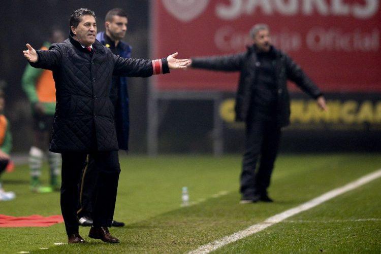 José Peseiro deixa Sporting de Braga