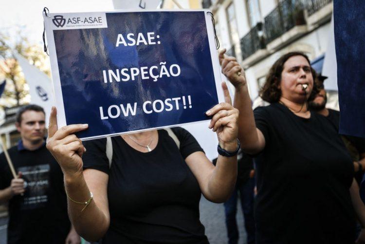 Inspetores da ASAE desconvocam semana de luta e greve de 27 de abril