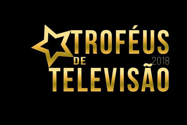Troféus de Televisão 2018 Vote já nos seus favoritos!