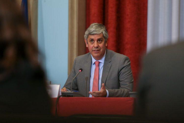 Centeno apresenta Programa de Estabilidade 2018-2022 hoje às 19:30