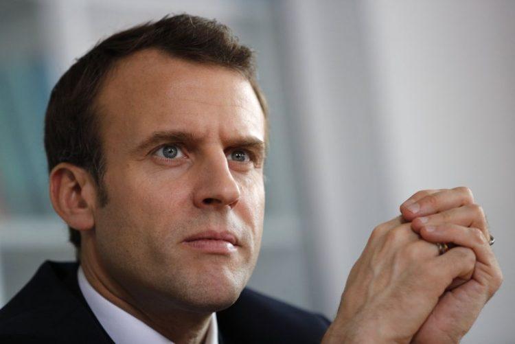 Síria: Macron confirma ter dado ordem às forças armadas para ataque conjunto