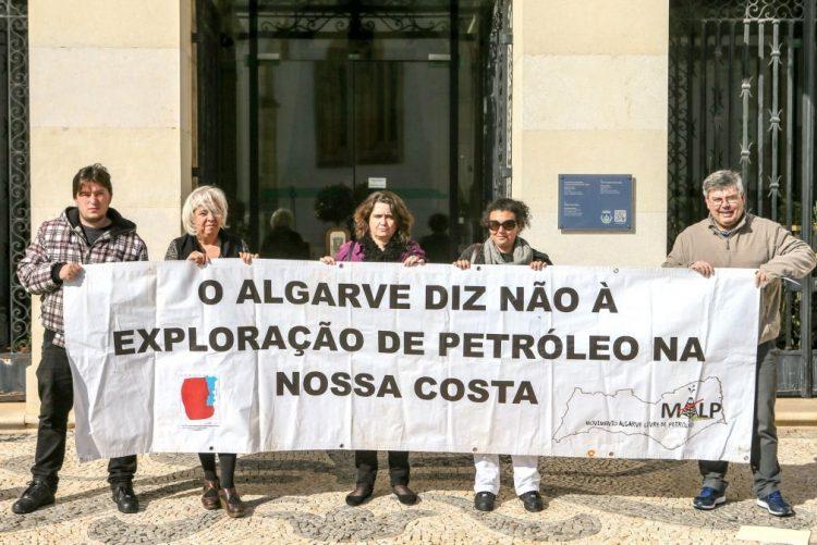 Lisboa recebe hoje manifestação contra prospeção de petróleo em Aljezur