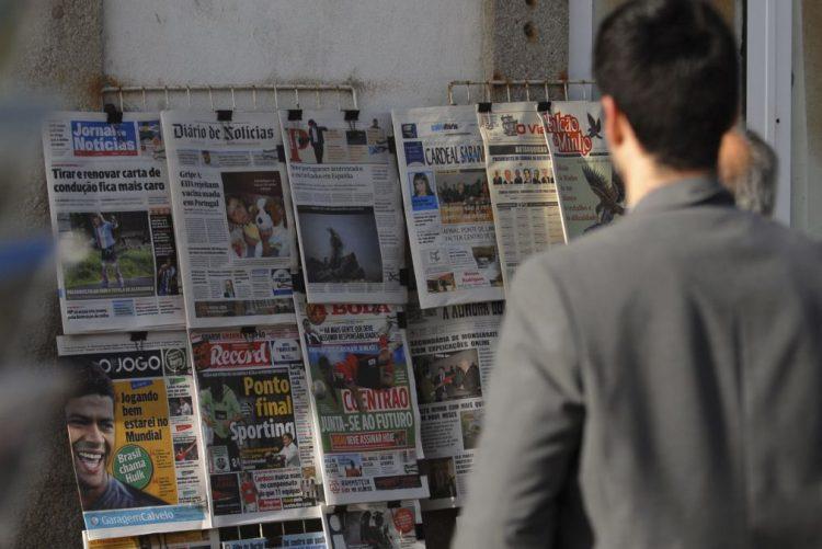 Mais de um terço dos jornalistas diz ser alvo de pressões externas - inquérito