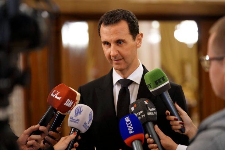 Presidente sírio diz estar mais determinado na luta contra terrorismo no país