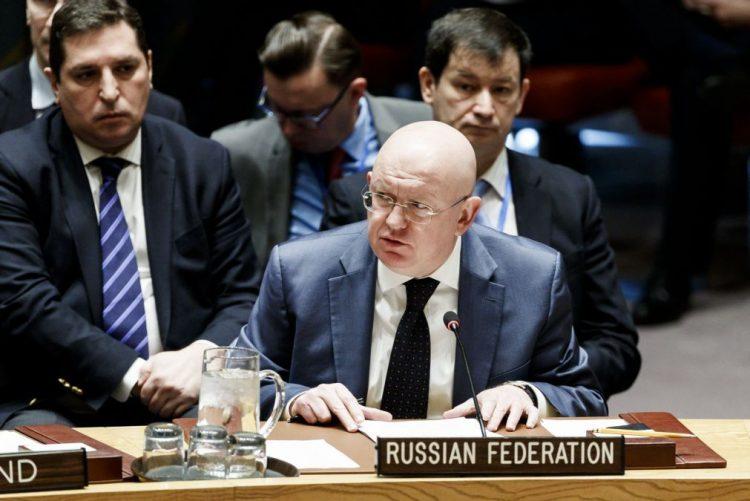 Projeto de resolução russo pede que ONU condene ataques na Síria