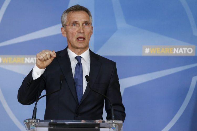 Secretário-geral da NATO diz que todos os aliados apoiaram ataques na Síria
