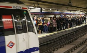 Metro de Madrid com plano para retirar amianto de 53 estações nos próximos oito anos