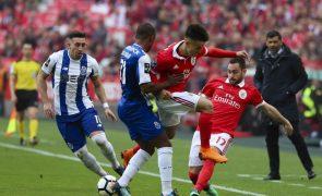 FC Porto vence Benfica na Luz e ganha vantagem na luta pela título