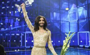 Vencedor da Eurovisão Conchita Wurst revela que tem HIV