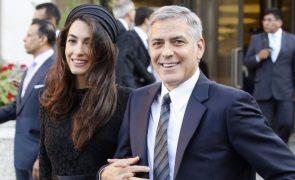 George Clooney sofre acidente em Itália. Estado de saúde é «confidencial»