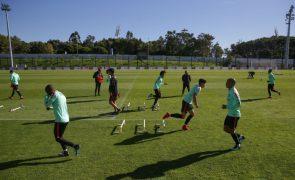Portugal realiza particulares com Croácia e Escócia durante a Liga das Nações