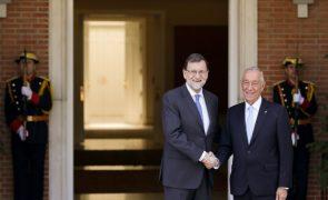 Sem a força conjunta de Espanha e Portugal não há uma Europa forte