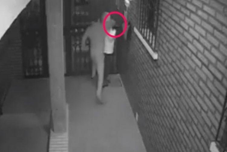 Polícia pede ajuda para identificar assaltante que agrediu brutalmente idosa [vídeo]