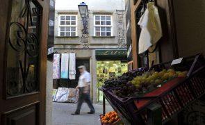 Preços sobem em Portugal, de 0,7% para 0,8