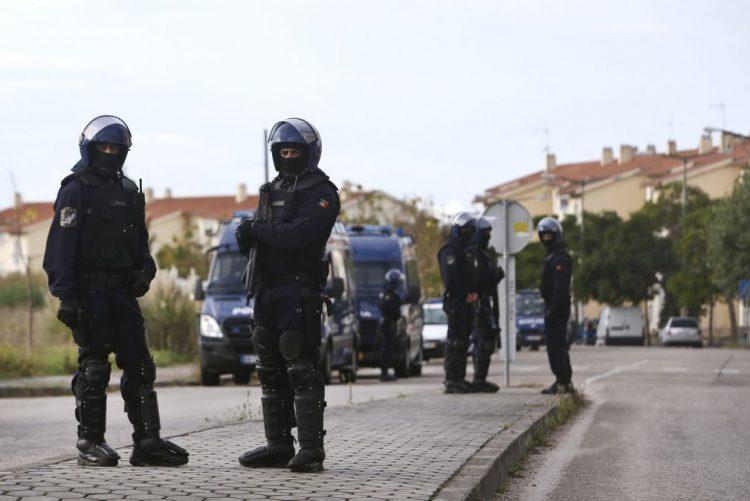 Seis detidos na operação policial em bairros do concelho de Loures