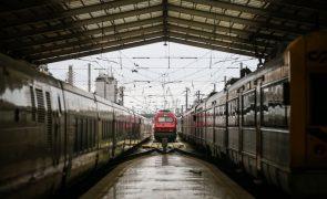 Comboios fazem greve parcial em 10 de maio e total em 11 de maio