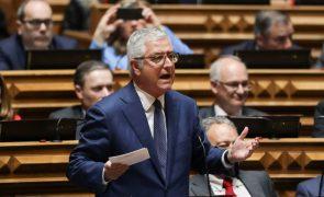 PSD vai apresentar resolução sobre Programa de Estabilidade a defender