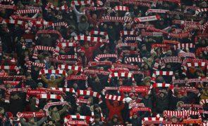 Federação Russa de Futebol investiga ações racistas dos adeptos do Spartak Moscovo