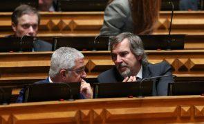 PSD quer parlamento a pronunciar-se sobre reprogramação dos fundos comunitários