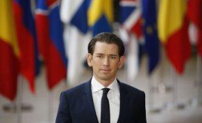 Áustria avisa Turquia que vai proibir ações de campanha em solo austríaco