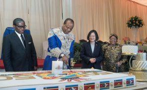 Monarca anuncia que Suazilândia passará a chamar-se eSwatini