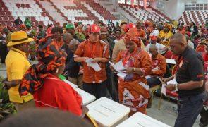 Frelimo aguarda revisão da Constituição para indicar candidatos às autárquicas