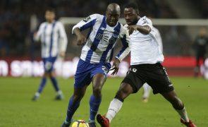 Danilo é o único ausente no treino do FC Porto para o Vitória de Setúbal