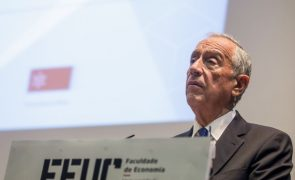 Marcelo preocupado com distância entre sistemas de saúde e expectativas da sociedade