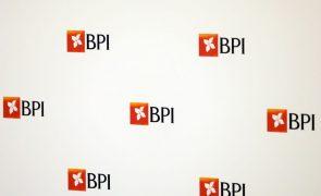 Banco BPI passa de prejuízos a lucros de 210 ME no 1.º trimestre