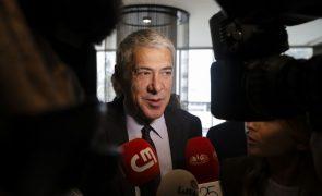 Operação Marquês: Sócrates constitui-se assistente em processo aberto pela PGR