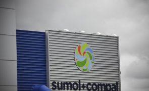 Lucros da Sumol+Compal recuam 12,4% em 2017 para 9,2 ME