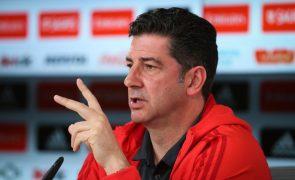 Vitória diz que Benfica já