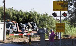 Seis pessoas morreram em 2017 em acidentes em passagens de nível