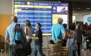 Vento forte faz divergir três aviões do Aeroporto da Madeira