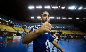 UEFA Futsal Cup: Ricardinho quer bater Sporting que tem dos melhores jogadores portugueses