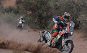 Mário Patrão lidera Rali Morocco Desert Challenge, Paulo Ferreira vence etapa
