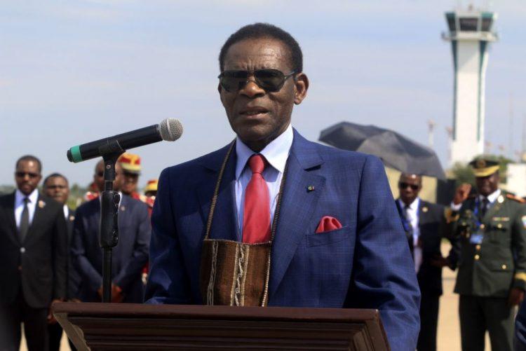 Presidente da Guiné Equatorial defende permanência do filho na política