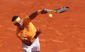 Nadal vence torneio de Monte Carlo pala 11.ª vez