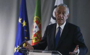 Marcelo Rebelo de Sousa reage a proposta de mudança de género
