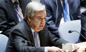 Guterres quer investigação aos ataques que causaram dezenas de mortos no Iémen
