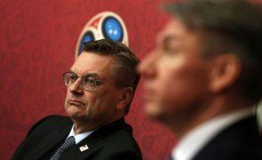 Federação alemã apresenta candidatura para organização do Euro2024