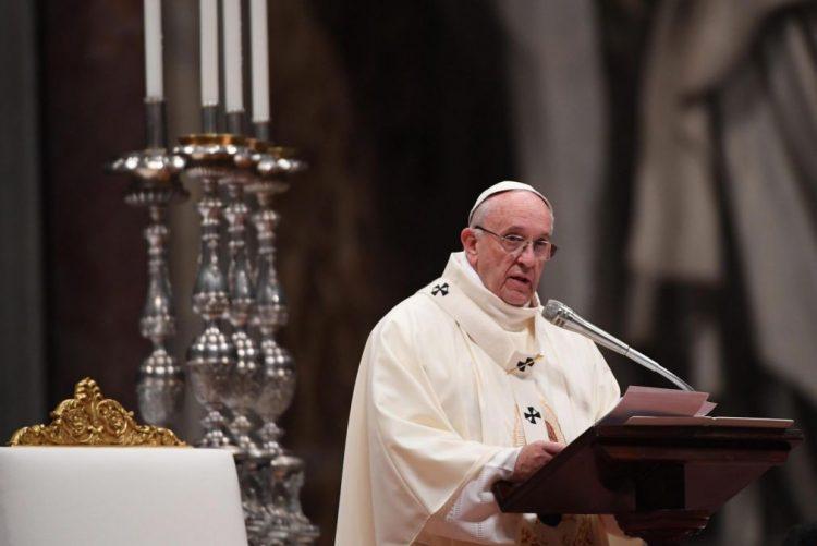 Papa Francisco em Fátima a 12 e 13 de maio -- Presidência da República