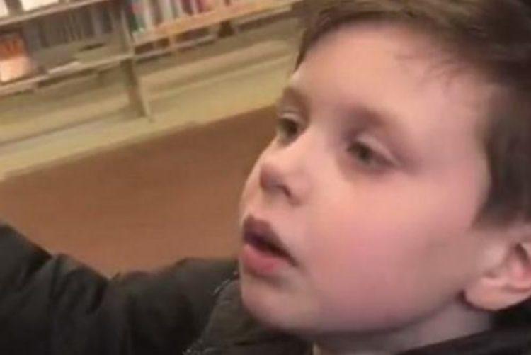 Atriz americana denuncia maus-tratos ao filho autista [vídeo]