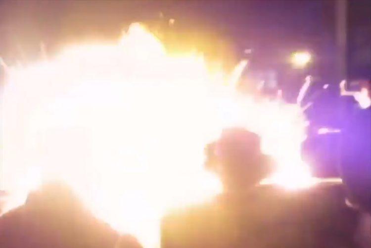 Explosão em Londres faz dez feridos