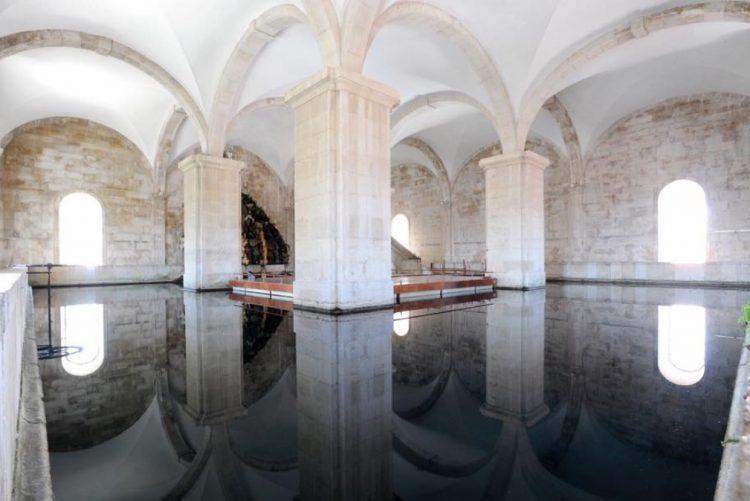 Reservatório da Mãe d'Água em Lisboa com concertos grátis