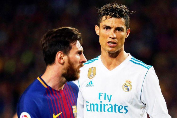 Cristiano Ronaldo sofreu entorse após marcar em Camp Nou. Mas vai jogar na final da 'Champions'.