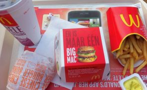 «Já comi 30 mil Big Macs e vou para os 40 mil» diz homem que afirma ser saudável